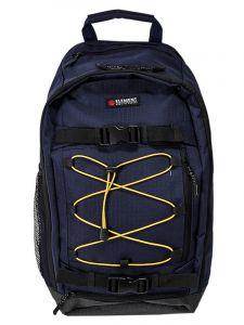 Element SCHEME indigo batoh do školy – modrá