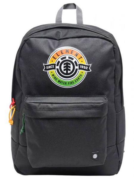 Element TOPICAL FLINT BLACK batoh do školy – černá