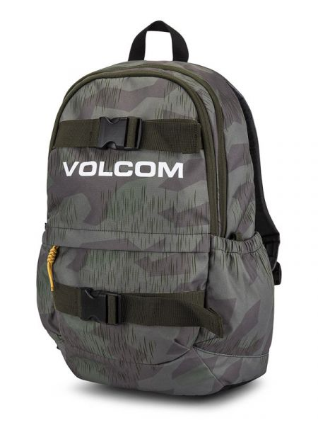 Volcom Substrate II CAMOUFLAGE batoh do školy – šedá