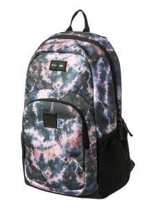 RVCA ESTATE III BLACK PURPLE batoh do školy – fialová