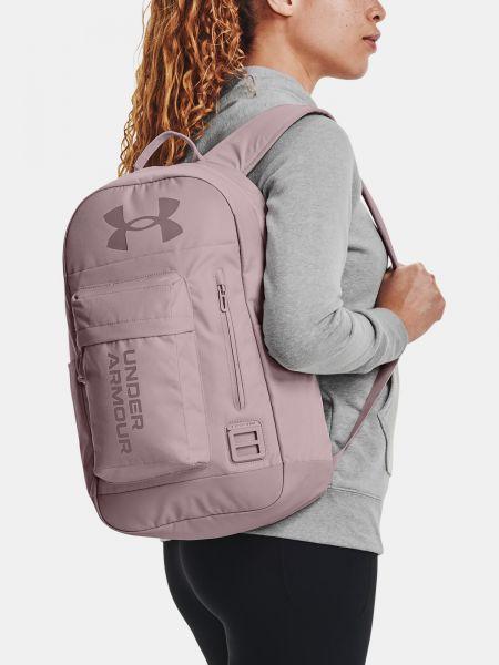Batoh Under Armour Halftime Backpack – růžová