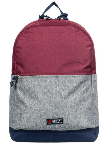 Element VAST VINTAGE RED batoh do školy – šedá
