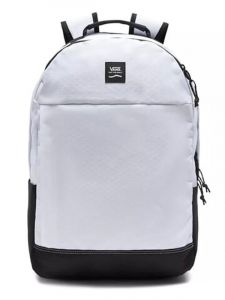 Vans CONSTRUCT DX white batoh do školy – bílá