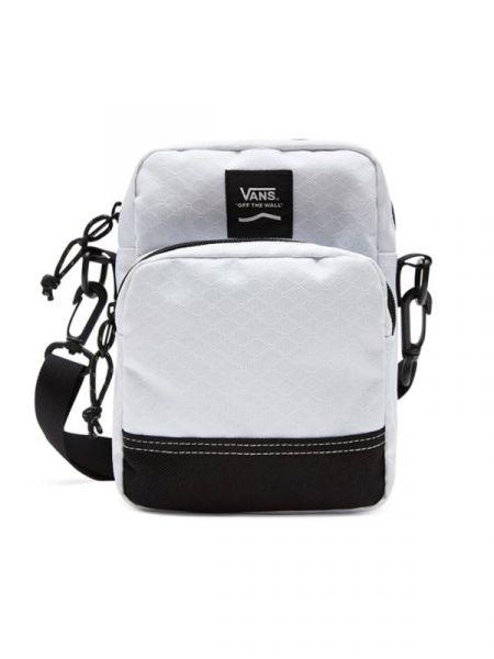 Vans CONSTRUCT DX white taška přes rameno – bílá