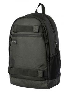 RVCA CURB III black batoh do školy – černá