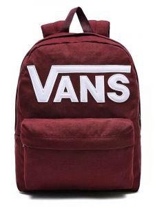 Vans OLD SKOOL III Port Royale batoh do školy – červená