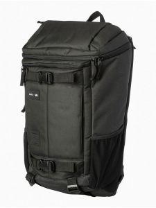 RVCA VOYAGE III black batoh do školy – černá