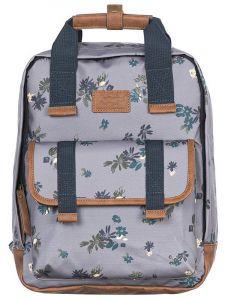 Animal ORENDA Storm Gray batoh do školy – modrá