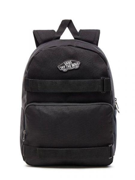 Vans OTW SKATEPACK black batoh do školy – černá