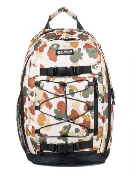 Element SCHEME SAND CAMO batoh do školy – zelená