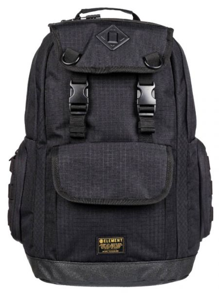 Element CYPRESS RECRUIT FLINT BLACK batoh do školy – černá