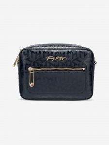 Iconic Camera Monogram Cross body bag Tommy Hilfiger Modrá 1012200