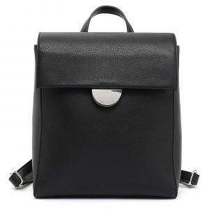 Elegantní dámský batoh Emily & Noah Jolien – černá