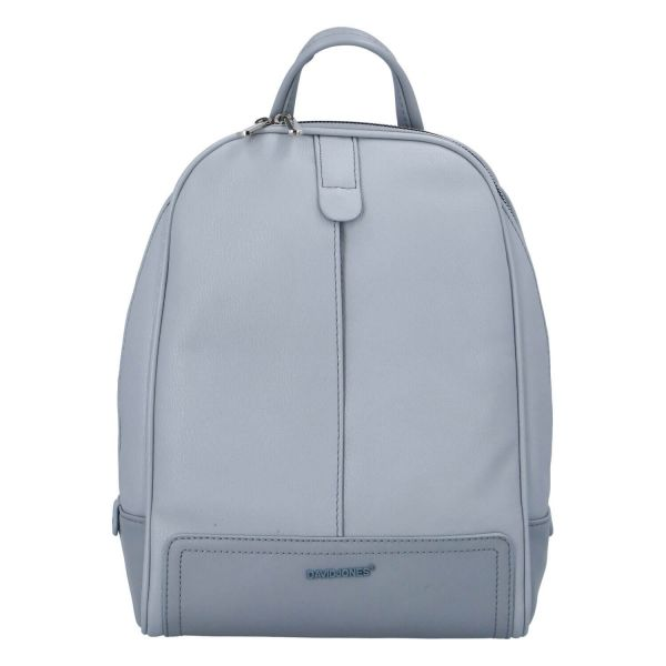 Módní dámský batoh David Jones Maarit – světle modrá