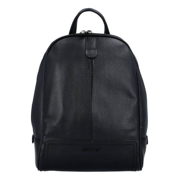 Módní dámský batoh David Jones Maarit – černá
