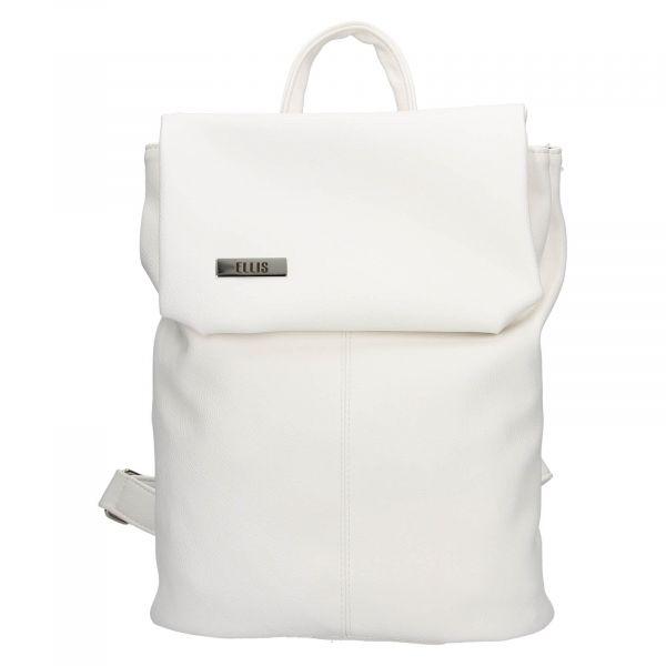 Dámský batoh Ellis Martea – bílá