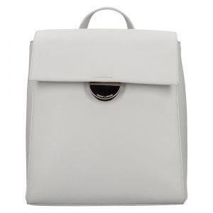 Elegantní dámský batoh Emily & Noah Jolien – světle šedá