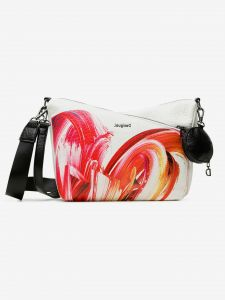 Unbreakable Cross body bag Desigual Červená 1020440