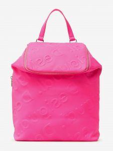 Colorama Loen Batoh Desigual Růžová 1020519
