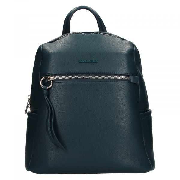 Módní dámský batoh David Jones Sally – modrá