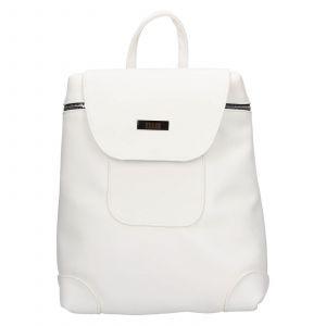 Dámský batoh Ellis Sandra – bílá