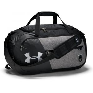 Undeniable Duffel 4.0 MD-GRY Graphite Medium Heather / Black / Black