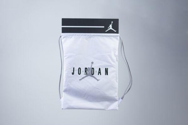 Jan hbr gym sack WHITE