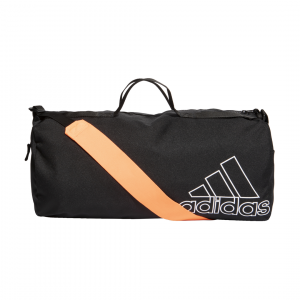 W st duffel BLACK/WHITE