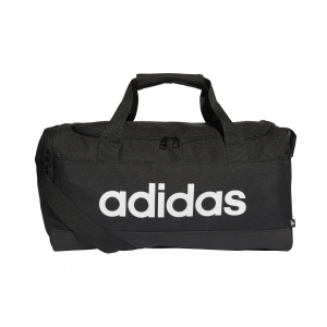 Linear duffel s BLACK/WHITE