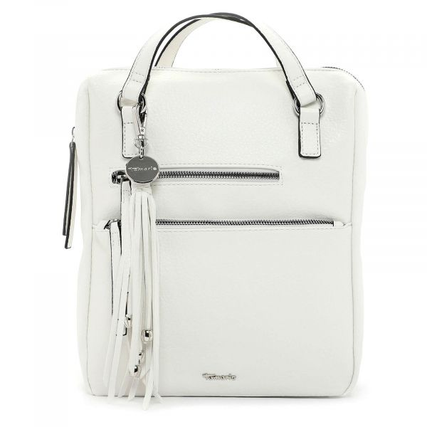 Dámská batůžko-kabelka Tamaris Adole – bílá