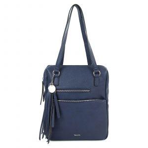 Dámská batůžko-kabelka Tamaris Adole – modrá