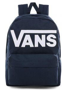 Vans OLD SKOOL III DRESS BLUES/WHITE batoh do školy – modrá