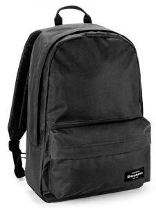 Horsefeathers MALDER black batoh do školy – černá