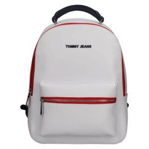 Dámský batoh Tommy Hilfiger Jeans Melisse – bílá