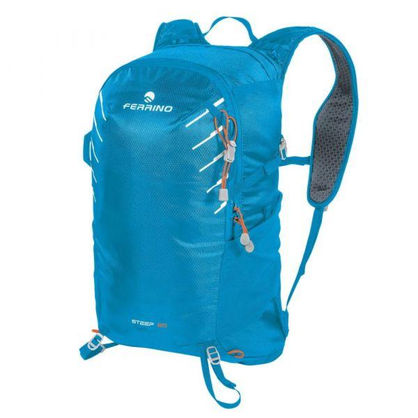 Cyklo a běžecký batoh Ferrino Steep 20 modrá