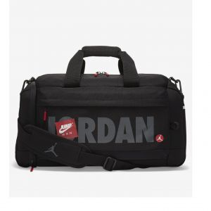 Jan jumpman classic duffle bag BLACK