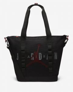 Jan air tote bag BLACK