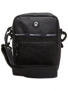 Dc STARCHER SPORT black taška přes rameno – černá
