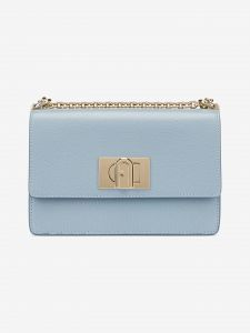 1927 Mini Cross body bag Furla Modrá 1032729