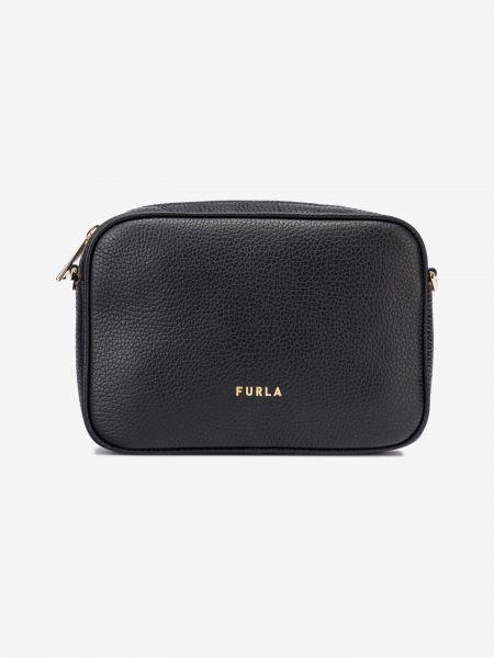 Real Mini Cross body bag Furla Černá 1033138