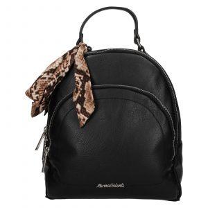 Dámský batoh Marina Galanti Brenna – černá