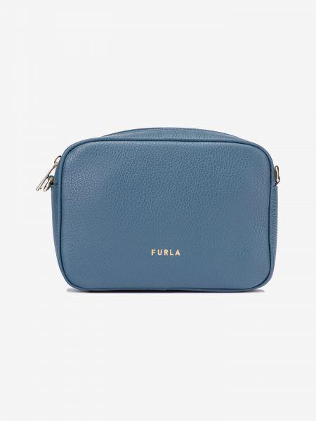 Real Mini Cross body bag Furla Modrá 1033141