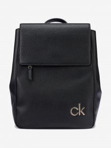 Flap Batoh Calvin Klein Černá 1033936