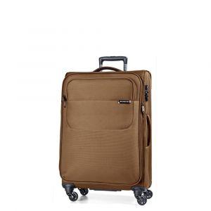 March Kabinový cestovní kufr Carter SE 40 l – bronzová