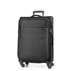March Střední cestovní kufr Carter SE 79 l – černá