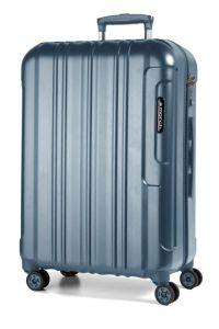 March Cestovní kufr Cosmopolitan Special Edition 115 l – modrá