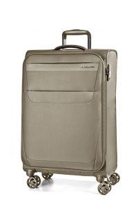 March Kabinový cestovní kufr Aeon 37 l – světle hnědá