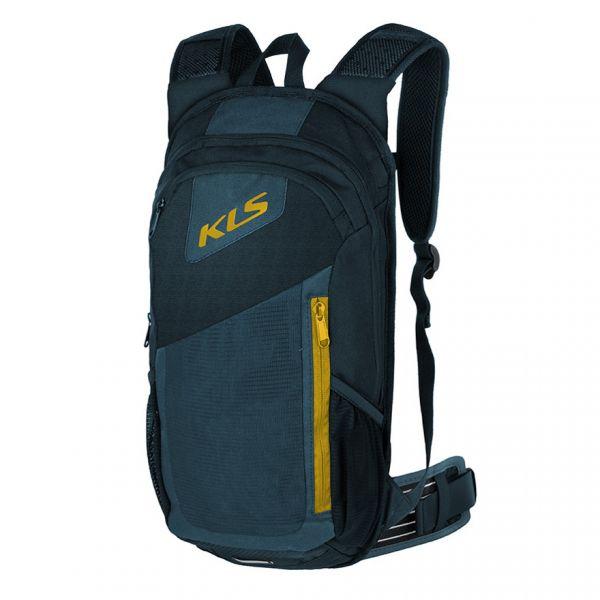 Cyklistický batoh Kellys Adept 10 petrol
