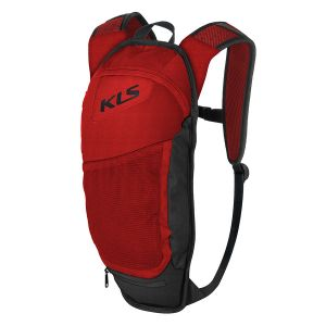 Cyklistický batoh Kellys Adept 5 Red