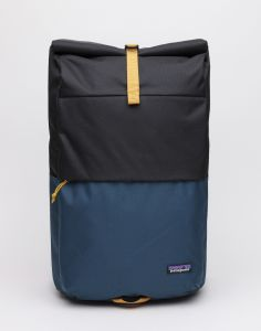 Patagonia Arbor Roll Top Pack 30 l Patchwork: Ink Black 30 l